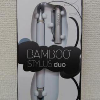 【値下げ】【新品】Wacom Bamboo Stylus duo...