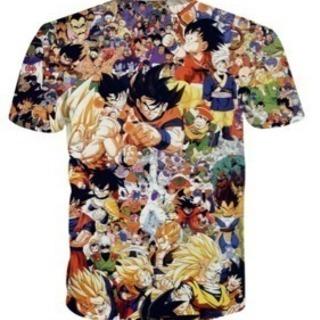 ドラゴンボールTシャツ!新品!4L!最安値!