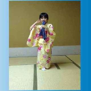 お子さまのやさしい日本舞踊