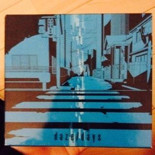 アニメメカクシティアクターズ CD daze/days