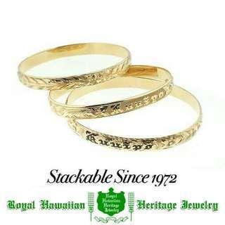Stackable Since 1972  Mele Kalik...