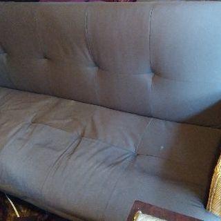 アジアン アバカのソファーベッド