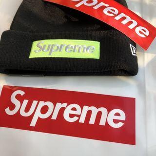 Supreme New Era Box Logo Beanie ...