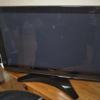 42型 プラズマテレビ   iVDR付き ジャンク (お話中)