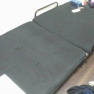 折り畳み式シングルベッド