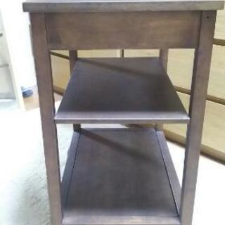 キッチンワゴン 木製 無印良品 ジモティーのみの値下げ − 愛知県