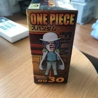 ONE PIECE スパンダム フィギュア