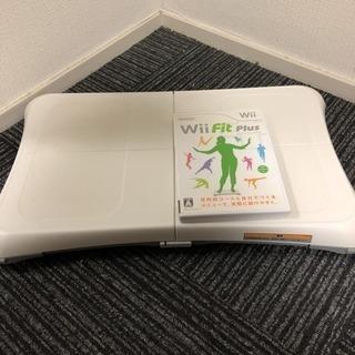 渋谷手渡し歓迎!Wii fit ウィーフィット バランスボード、...