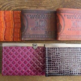 アジアの簡易財布(未使用新品)を格安で売ります