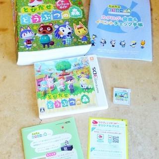 NINTENDO 3DS/とびだせどうぶつの森 ザ・コンプリート...