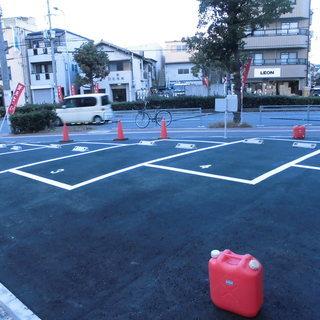 月極駐車場 大阪市西成区天神ノ森(松虫通り沿い) 賃料15000~...
