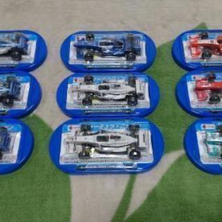 ローソン限定 フォーミュラニッポン ミニカー 全9種 コンプリート