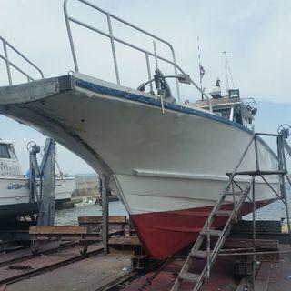 50フィート遊漁船