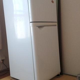 東芝 137L 2ドア冷蔵庫(GR-N14T)2004年製 ホ...