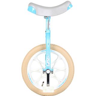 14インチ 一輪車 ブルー