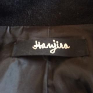 ハンジロウのPコート
