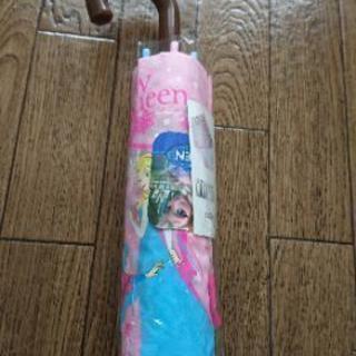 アナと雪の女王の折りたたみ傘(新品・未使用)