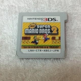 3DS Newスーパーマリオブラザーズ2 ソフトのみ