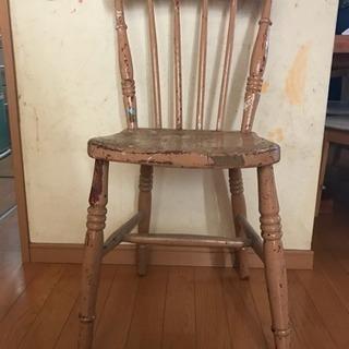 ✨✨ アンティーク シャビー ✨✨ 椅子 フランス