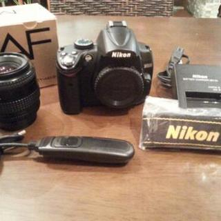 Nikon D5000 美品本体とオマケ付き