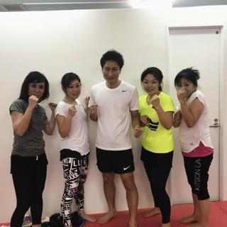 日暮里駅徒歩一分のキックボクシングジム☆ - スポーツ