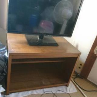 幅約58センチ位 テレビ台 の画像