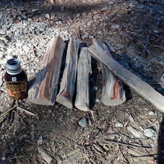 広葉樹の細割り薪!ケヤキ中心ミックス。長さ35㎝前後。平成29年1...