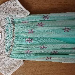 アナ雪の洋服