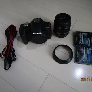Canon EOS KissX3とズームレンズ他