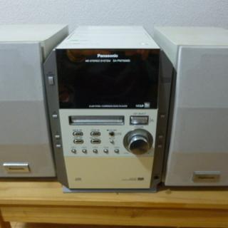 CD,MD,カセットコンポ
