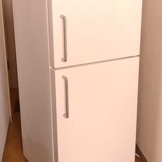 無印冷蔵庫 中古 M-R14D MUJI 2ドア 2009年製 137L