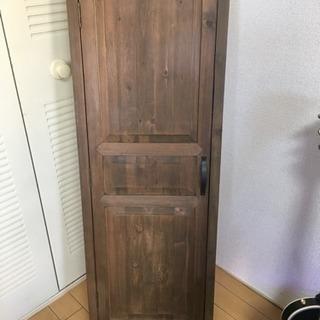 北欧系ドア付きミラー