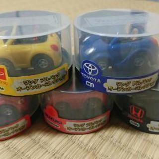 ワンダ プルバック オープンカーコレクション 全5種