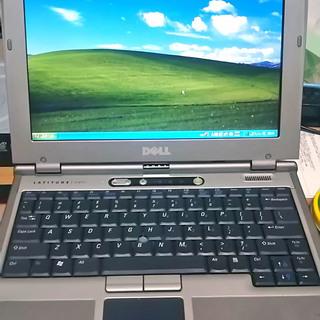 DELL Latitude D400 ノートパソコン 純正ACア...