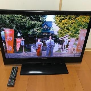 中古 液晶テレビ LCD-32ML10 売ります
