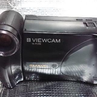 シャープ8mmビデオ(VL-EL310)液晶ビューカム(1996...