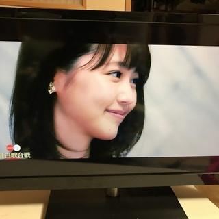 【美品】デジタルハイビジョン液晶テレビ TOSHIBA 105 ...