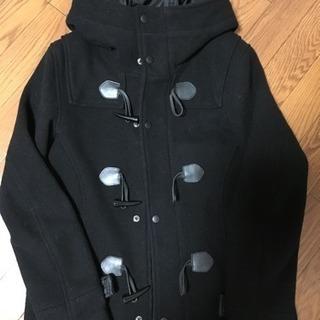 HARE ダッフルコート 黒 Mサイズ