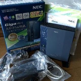 無線LAN AtermWR8370N(HPモデル)