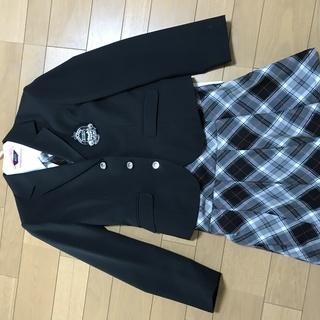 美品 小学生 女子165cm 卒業式スーツ(XOXO)