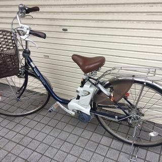 超美品 panasonic電動自転車 5Aパッテリー 充電器付き