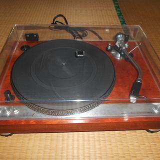 レコードプレイヤー マイクロ DDー5(カートリッジ付き)