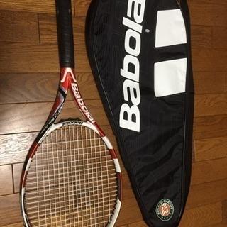 硬式テニスラケット アエロドライブ