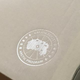 カナダグース ロゴ