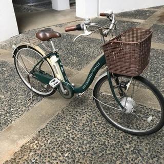 先着順です。三洋 電動アシスト自転車 エナクル 26インチ
