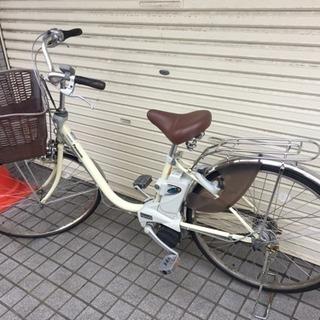 美品 panasonic電動自転車 5Ahバッテリー二つ 充電器付き