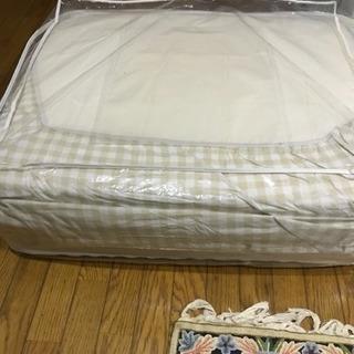 コンビ ベビー用敷布団2組と枕