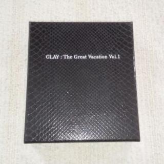 GLAYCD+DVD,