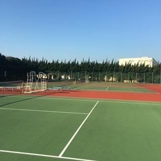 テニス初心者未経験者募集