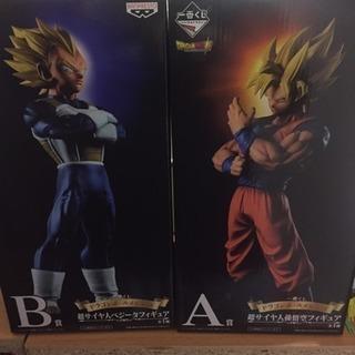 1番くじ☆ドラゴンボール☆A賞B賞セット